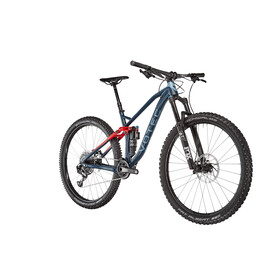 "VOTEC VX Elite - Allmountain Fully 29"" - blue/red"